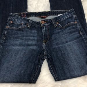 Lucky Brand Lola boot cut jeans size 31